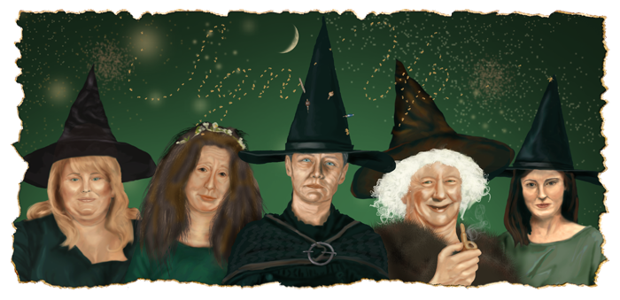 Five Witches